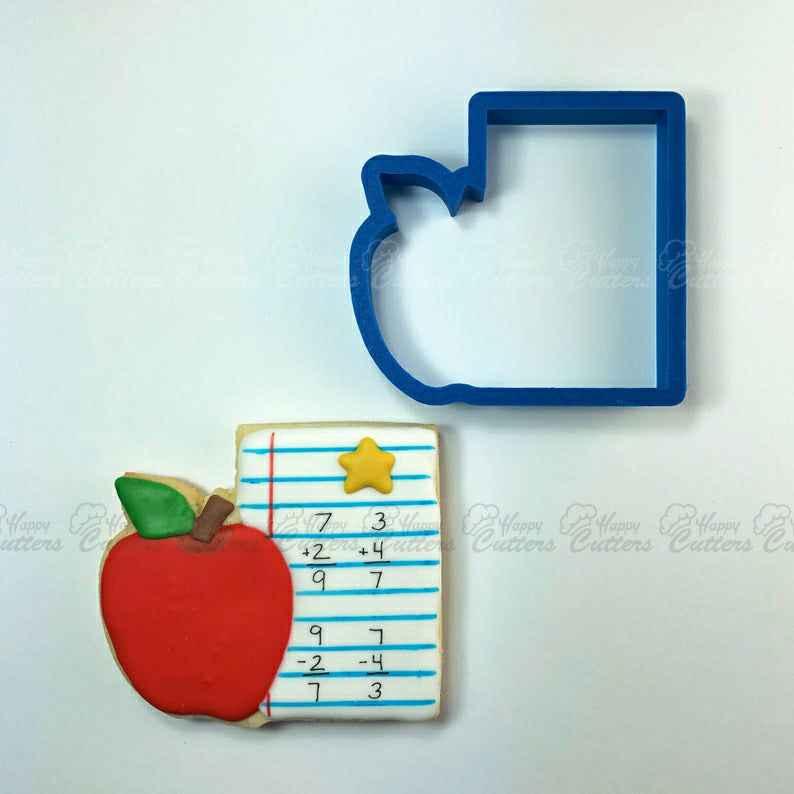 Apple 102 Cookie Cutter