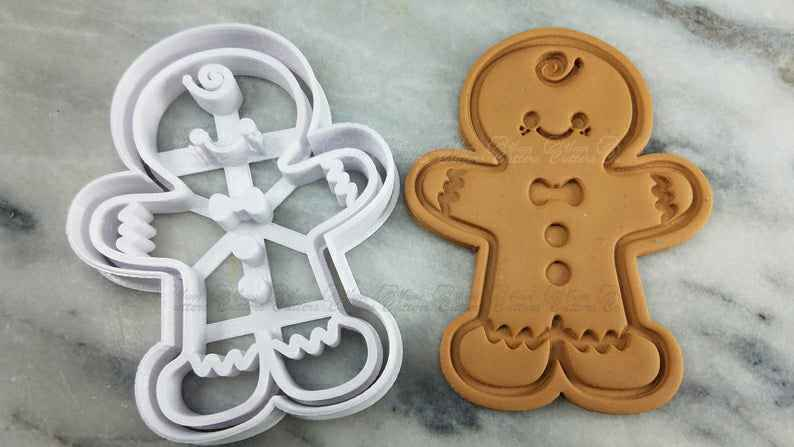 Duck Face Cookie Cutter 2-Piece FAST Shipping Choose Your Own Size! Stamp /& Outline #1 SHARP EDGES