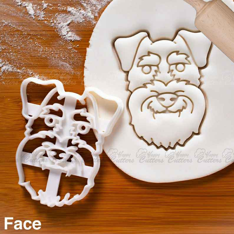 Custom Made Cookie /& Fondant Cutters 3D Printed Cookie  Biscuit Cutters Dog Bone