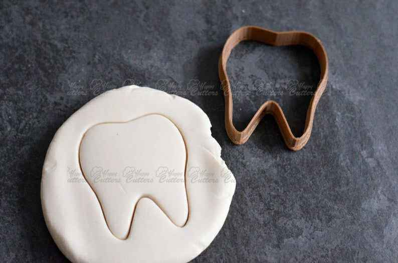 Cookie Mold Tooth Cookie Cutter Dentist Cookie Cutter Tooth Brush Cookie Cutter